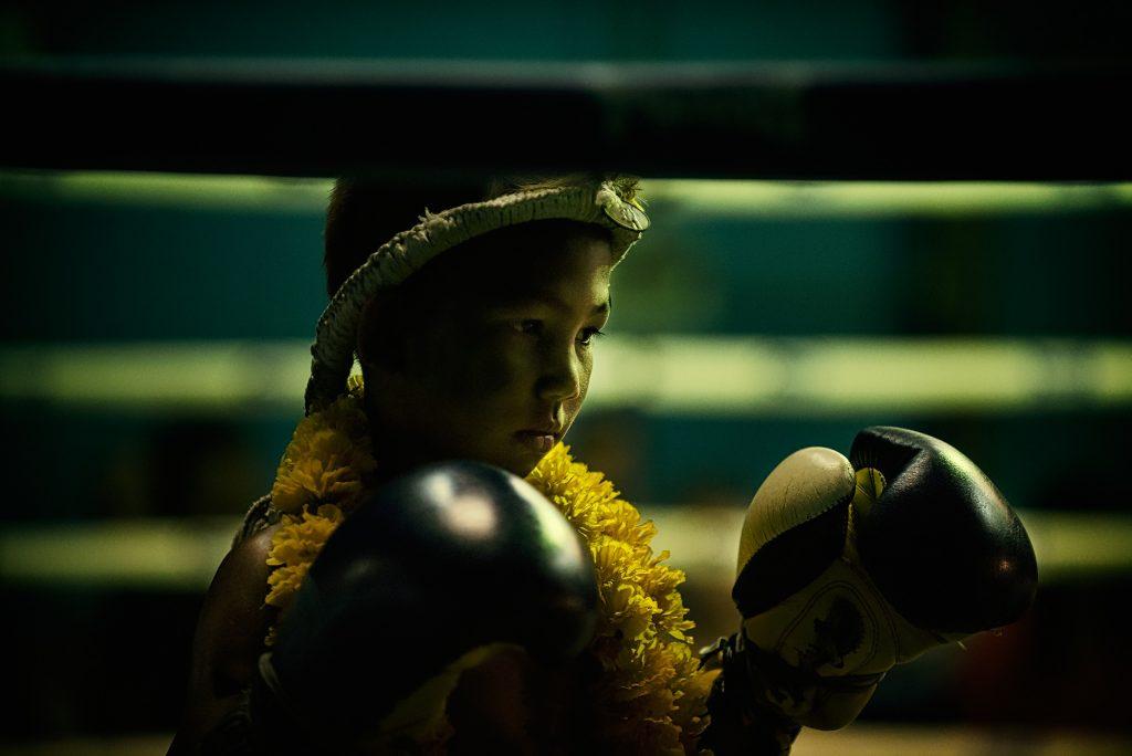 Youth Thai Boxing Muay Thai Children